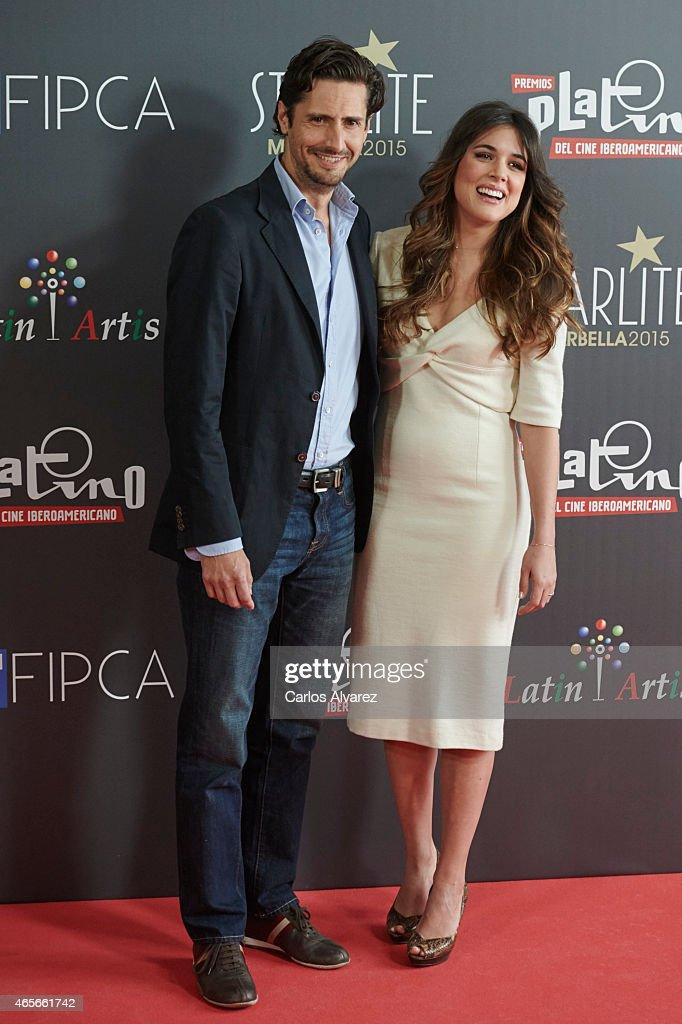 'Platino Awards' 2015