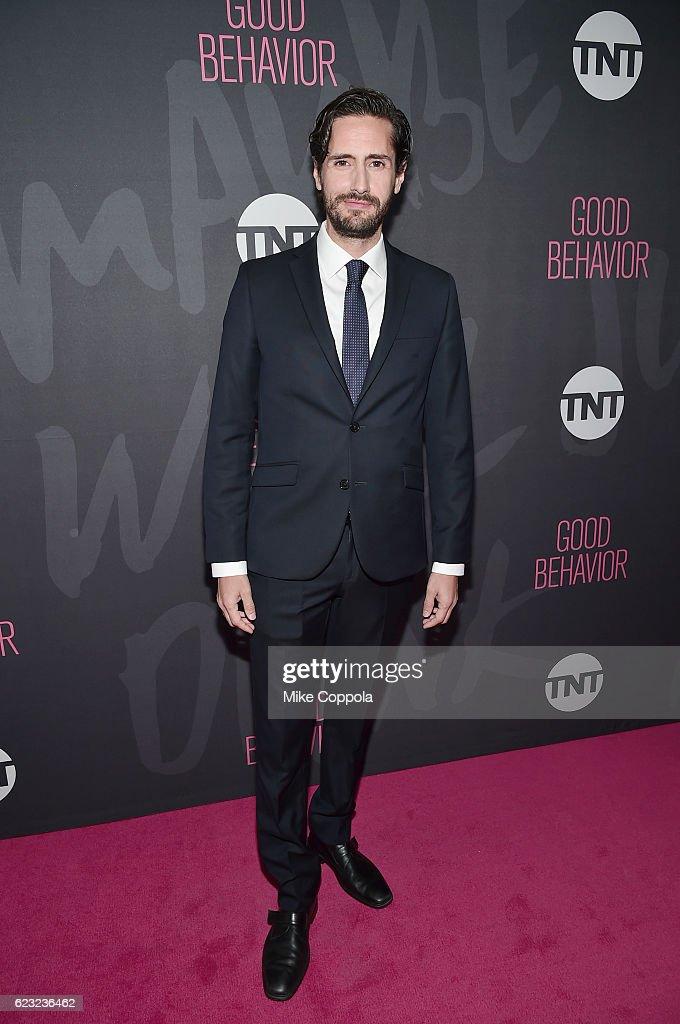 """Good Behavior"" NYC Premiere"
