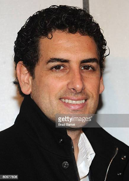 Actor Juan Diego Flrez attends the premiere of Speed Racer during the 2008 Tribeca Film Festival on May 3 2008 in New York City