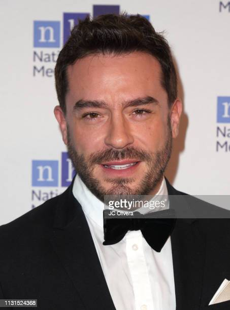Actor Juan Pablo Espinosa attends the 22nd Annual National Hispanic Media Coalition Impact Awards Gala at Regent Beverly Wilshire Hotel on February...