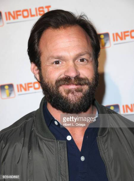 Actor Judd Lormand attends the INFOListcom's PreOscar Soiree and Jeff Gund Birthday Party held at Mondrian Sky Bar on February 27 2018 in West...