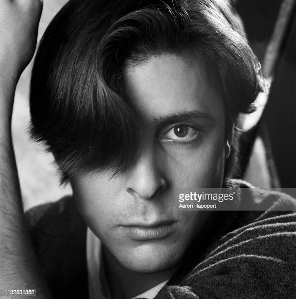 Actor Judd Nelson poses for a portrait in Los Angeles California