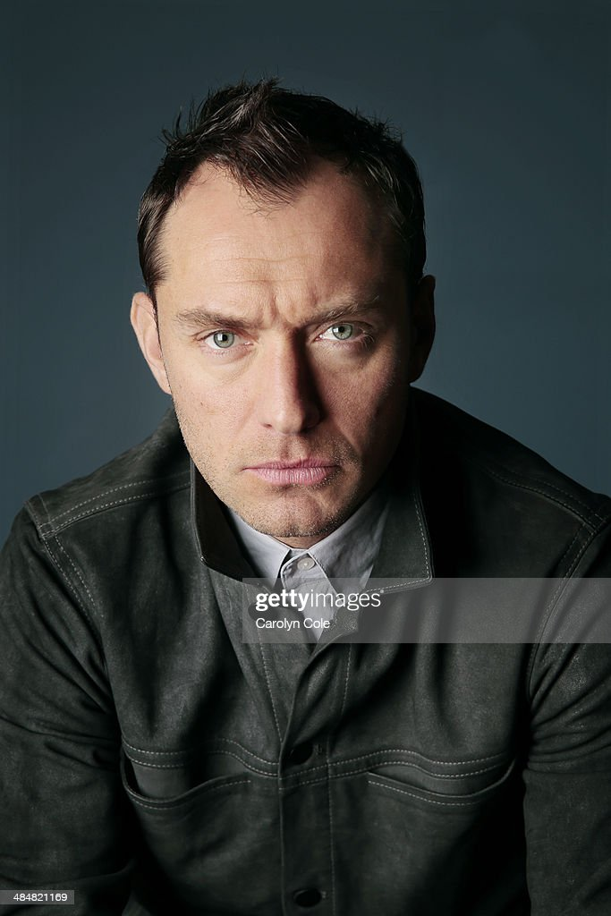 Jude Law, Los Angeles Times, April 2, 2014