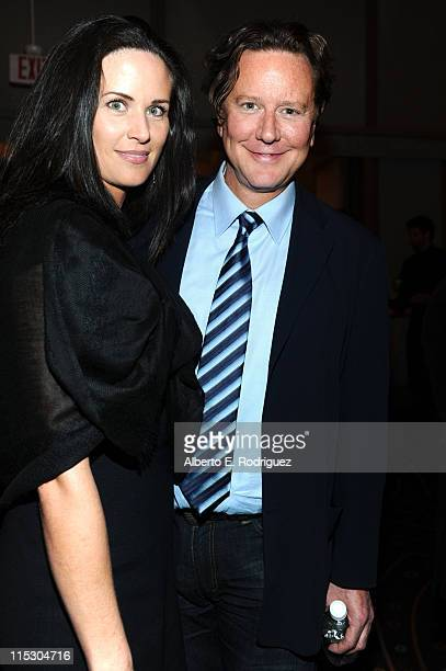 Actor Judge Reinhold and Amy Reinhold attend the Walt Disney Pictures' 'Prince Of Persia The Sands Of Time' after party held at Hollywood Highland...