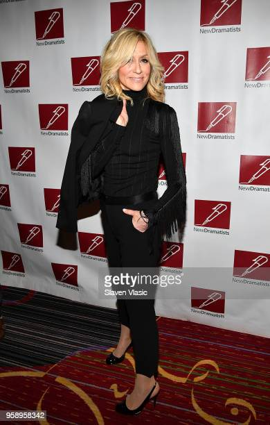 Actor Judith Light attends 2018 New Dramatists Spring Luncheon honoring Denzel Washington at Marriott Marquis Times Square on May 15 2018 in New York...