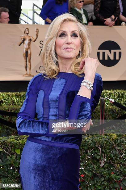 Actor Judith Light attends the 23rd Annual Screen Actors Guild Awards at The Shrine Expo Hall on January 29 2017 in Los Angeles California