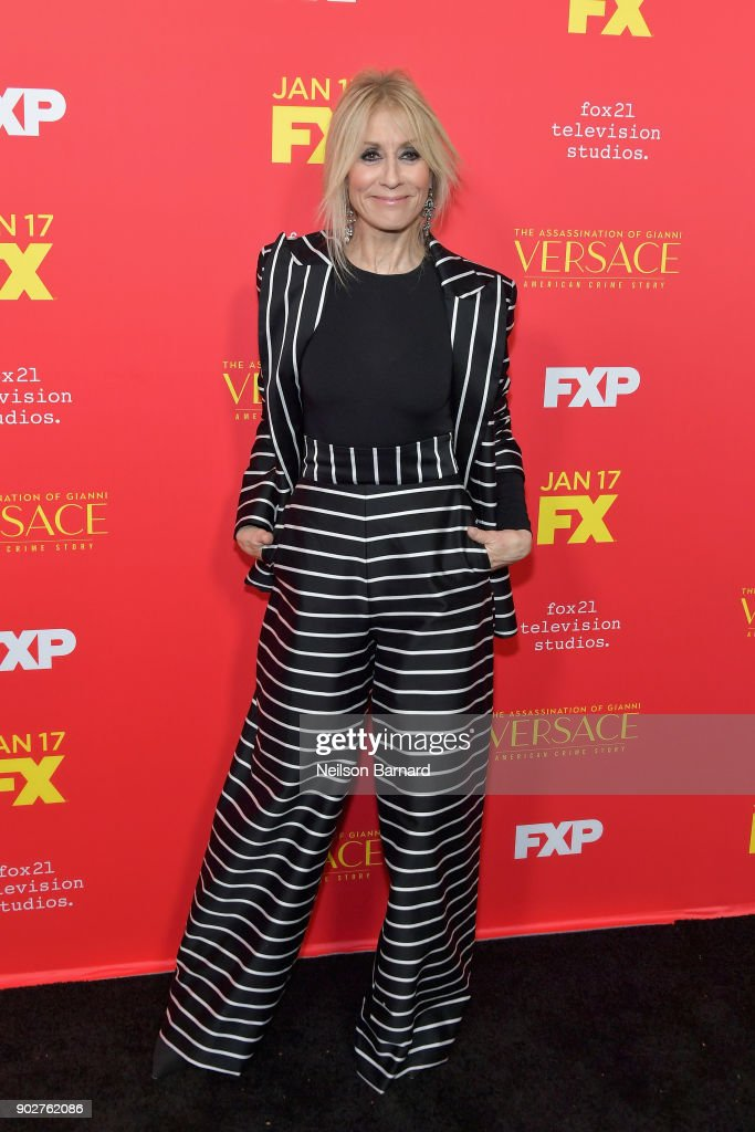 Actor Judith Light attends the premiere of FX's 'The Assassination Of Gianni Versace: American Crime Story' at ArcLight Hollywood on January 8, 2018 in Hollywood, California.