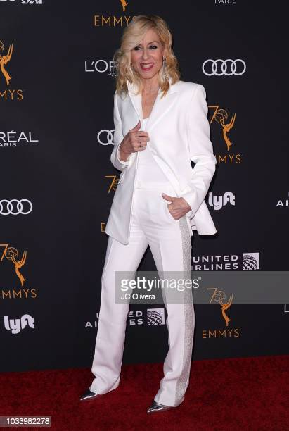 Actor Judith Light attends the Television Academy Honors Emmy Nominated Performers at Wallis Annenberg Center for the Performing Arts on September 15...
