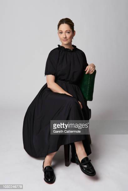 Actor Judy Greer from the film 'Driven'' poses for a portrait during the 2018 Toronto International Film Festival at Intercontinental Hotel on...