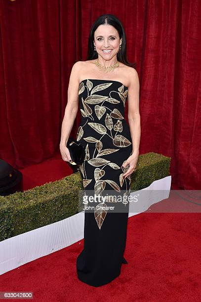 Actor Julia LouisDreyfus attends The 23rd Annual Screen Actors Guild Awards at The Shrine Auditorium on January 29 2017 in Los Angeles California