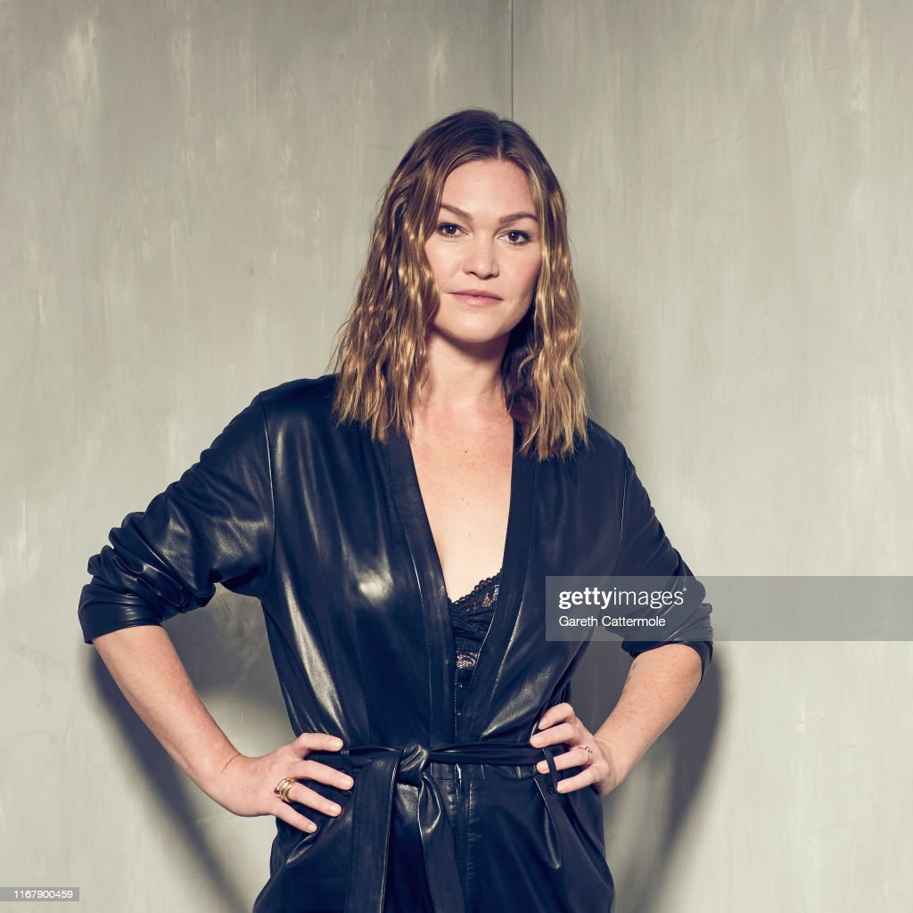 Actor Julia Stiles From The Film Hustlers Poses For A