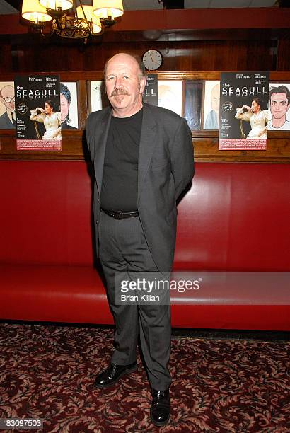 Actor Julian Gamble attends the after party for the opening night of The Seagull on Broadway at Sardi's on October 2 2008 in New York City
