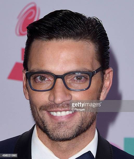Actor Julian Gil attends the 16th Annual Latin GRAMMY Awards at the MGM Grand Garden Arena on November 19 2015 in Las Vegas Nevada