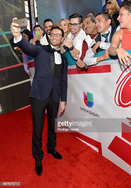 Actor Julian Gil attends the 16th Latin GRAMMY Awards at the MGM Grand Garden Arena on November 19 2015 in Las Vegas Nevada