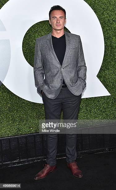 Actor Julian McMahon attends the GQ 20th Anniversary Men Of The Year Party at Chateau Marmont on December 3 2015 in Los Angeles California