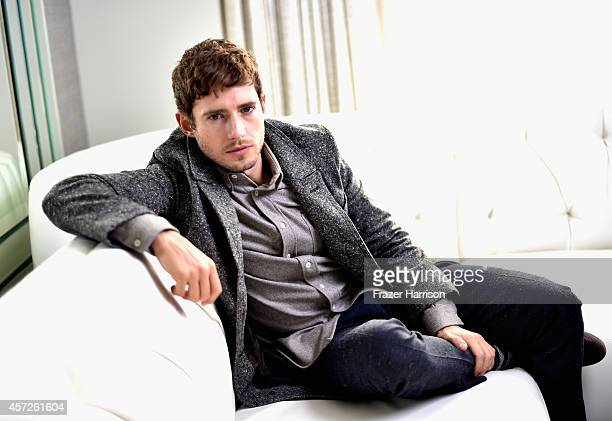 Actor Julian Morris attends Screen International LA Stars at the Viceroy Hotel on October 14 2014 in Santa Monica California