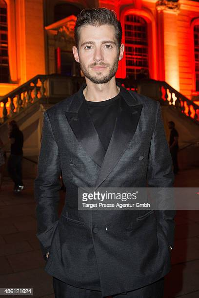 Actor Julian Morris attends the German premiere of the TV show 'Hand of God' on August 31 2015 in Berlin Germany