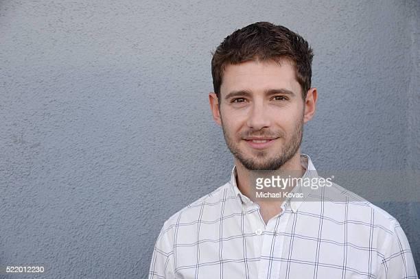 Actor Julian Morris attends the John Varvatos 13th Annual Stuart House benefit presented by Chrysler with Kids' Tent by Hasbro Studios at John...