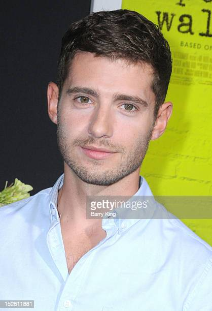 Actor Julian Morris attends the premiere of 'The Perks of Being a Wallflower' at ArcLight Cinemas on September 10 2012 in Hollywood California