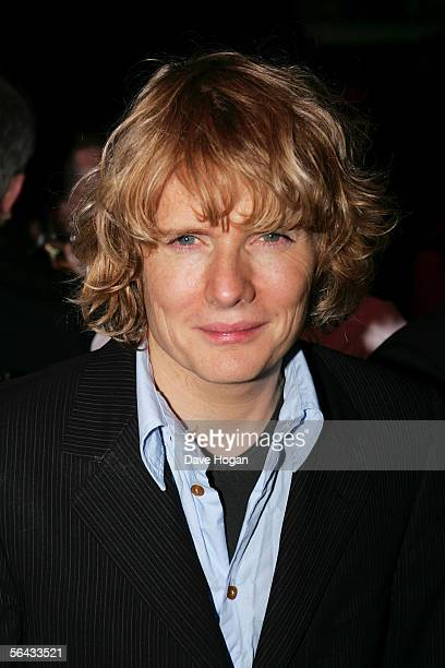 Actor Julian RhindTutt attends the after show party following the British Comedy Awards 2005 at London Television Studios on December 14 2005 in...
