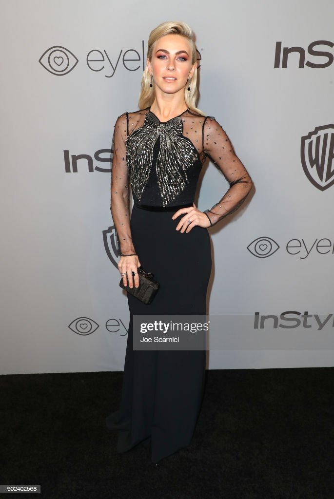 Actor Julianne Hough attends the 2018 InStyle and Warner Bros. 75th Annual Golden Globe Awards Post-Party at The Beverly Hilton Hotel on January 7, 2018 in Beverly Hills, California.