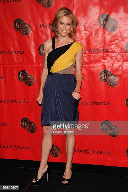 Actor Julie Bowen attends the 69th Annual Peabody Awards at The Waldorf=Astoria on May 17 2010 in New York City