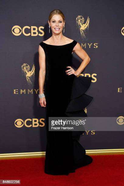 Actor Julie Bowen attends the 69th Annual Primetime Emmy Awards at Microsoft Theater on September 17 2017 in Los Angeles California