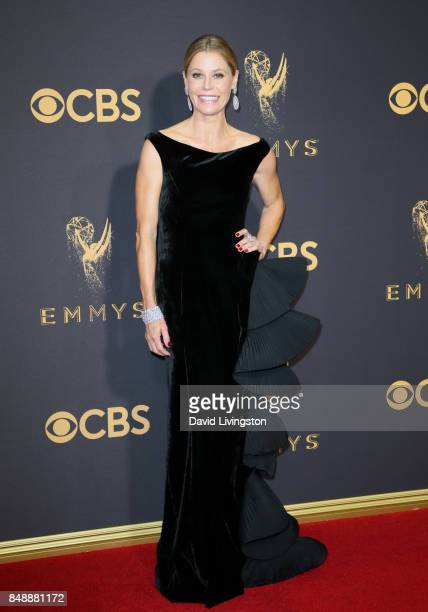 Actor Julie Bowen attends the 69th Annual Primetime Emmy Awards Arrivals at Microsoft Theater on September 17 2017 in Los Angeles California