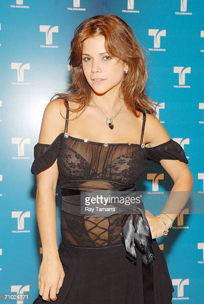 Actor Julyie Giliberti attends Telemundo's Upfront 2006 at Jazz At Lincoln Center on May 16, 2006 in New York City.