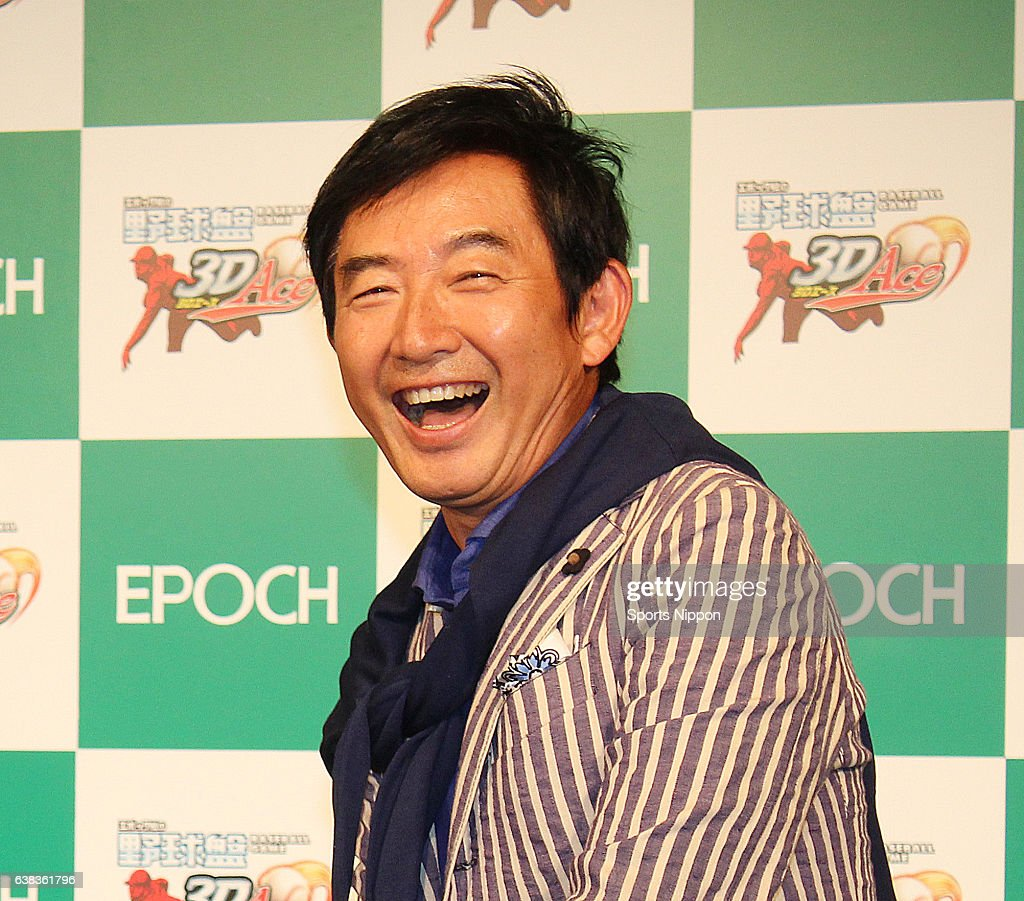 Junichi Ishida Attends PR Event In Tokyo : ニュース写真