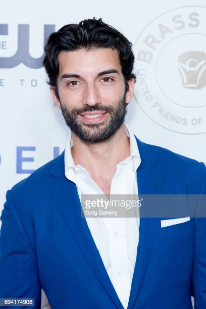 Actor Justin Baldoni attends the 14th Annual Brass Ring Awards Dinner at The Beverly Hilton Hotel on June 8 2017 in Beverly Hills California