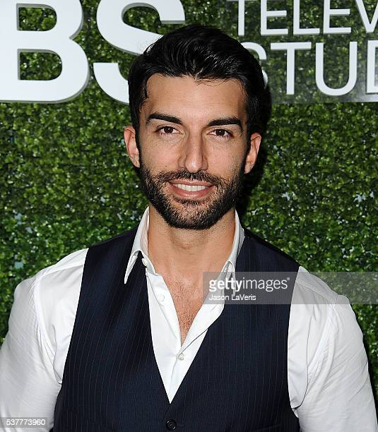 Actor Justin Baldoni attends the 4th annual CBS Television Studios Summer Soiree at Palihouse on June 2 2016 in West Hollywood California