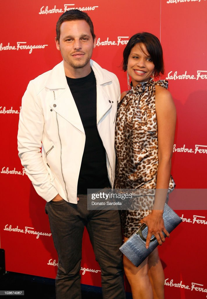Ferragamo Hosts Event to Benefit the L'Aquila Earthquake Victims : News Photo