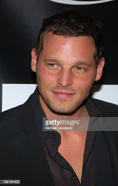 Actor Justin Chambers arrive to the 40th Anniversary Celebration of Wilhelmina Models The Angel Orensanz Foundation in New York City on November 29...