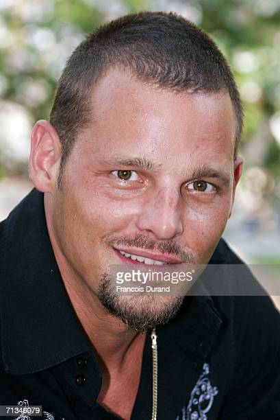 S actor Justin Chambers attends the photocall of tv series Grey's Anatomy during the 46th annual Monte Carlo Television Festival at the Forum...