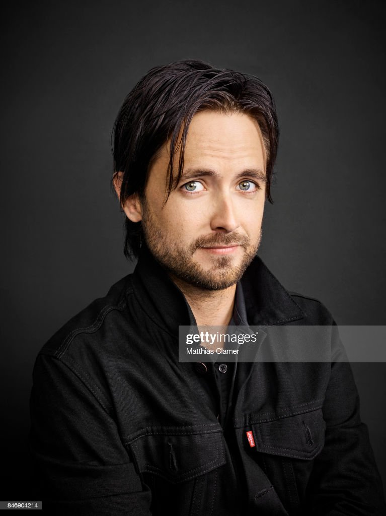 Actor Justin Chatwin from 'American Gothic' is photographed for Entertainment Weekly Magazine on July 21, 2016 at Comic Con in the Hard Rock Hotel in San Diego, California.