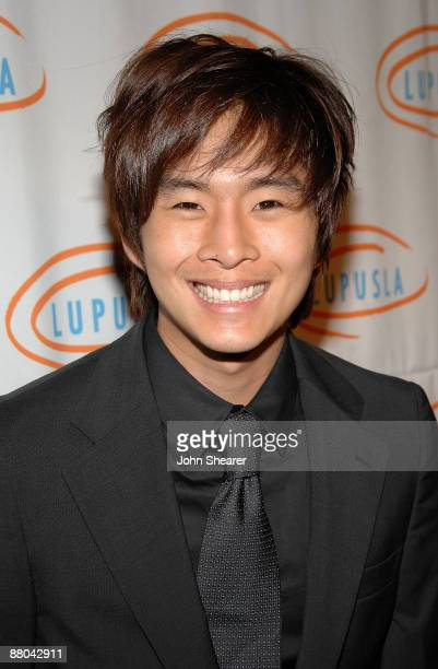 Actor Justin Chon attends the 9th annual Lupus LA Orange Ball at the Beverly Wilshire Four Seasons Hotel on May 28 2009 in Beverly Hills California