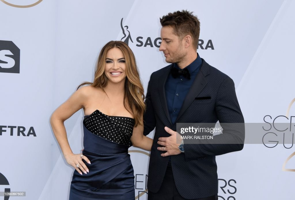 US-ENTERTAINMENT-AWARDS-SAG-ARRIVALS : News Photo