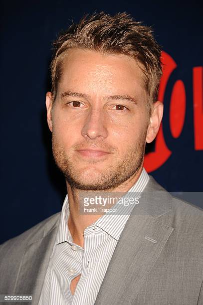 Actor Justin Hartley arrives at the CBS CW and Showtime 2015 Summer TCA Party held at the Pacific Design Center in West Hollywood