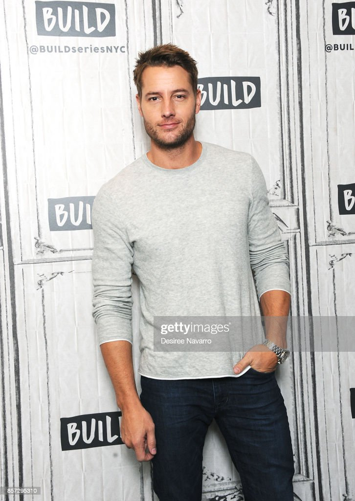 """Build Presents Justin Hartley  Discussing The Show """"This Is Us"""""""