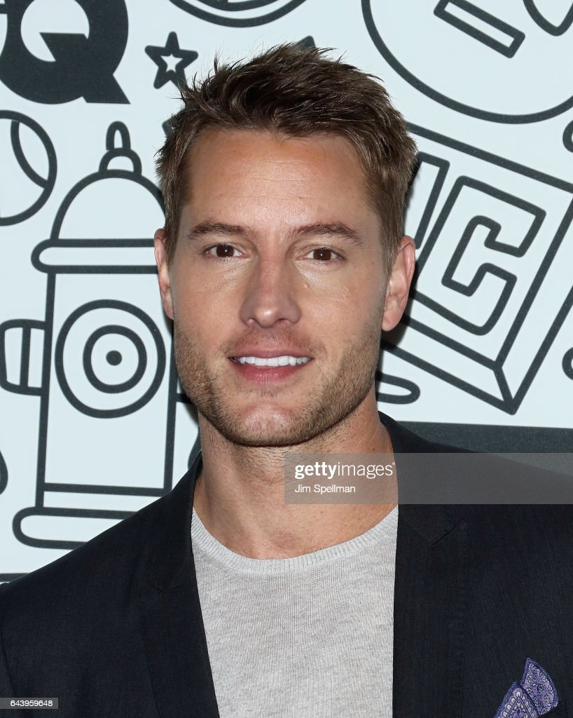 Actor Justin Hartley attends the Saks Downtown Men's opening at Saks Downtown Men's on February 22, 2017 in New York City.