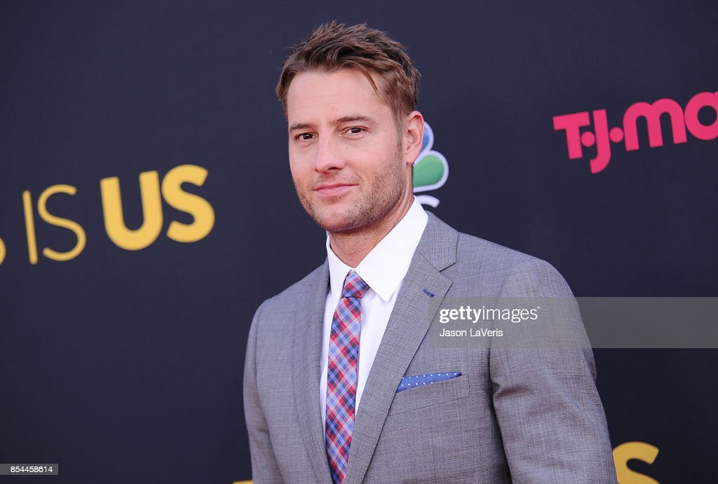 Actor Justin Hartley attends the season 2 premiere of 'This Is Us' at NeueHouse Hollywood on September 26, 2017 in Los Angeles, California.