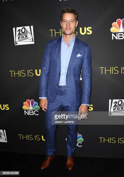 Actor Justin Hartley attends the 'This Is Us' FYC screening and panel at The Cinerama Dome on June 7 2017 in Los Angeles California