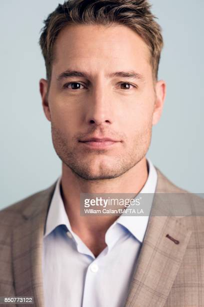 Actor Justin Hartley from NBC's 'This Is Us' poses for a portrait BBC America BAFTA Los Angeles TV Tea Party 2017 at the The Beverly Hilton Hotel on...