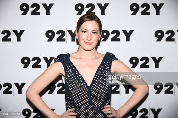 Actor Justin Hartley In Conversation With Elizabeth Wagmeister at 92nd Street Y on April 10 2019 in New York City
