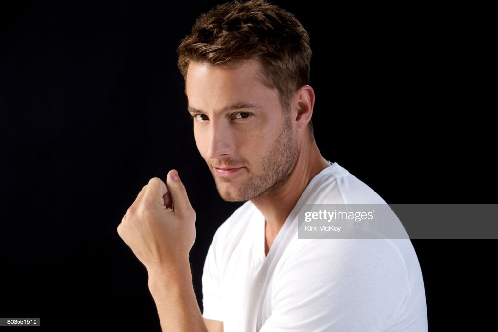 Actor Justin Hartley is photographed for Los Angeles Times on June 22, 2017 in Los Angeles, California. PUBLISHED IMAGE.