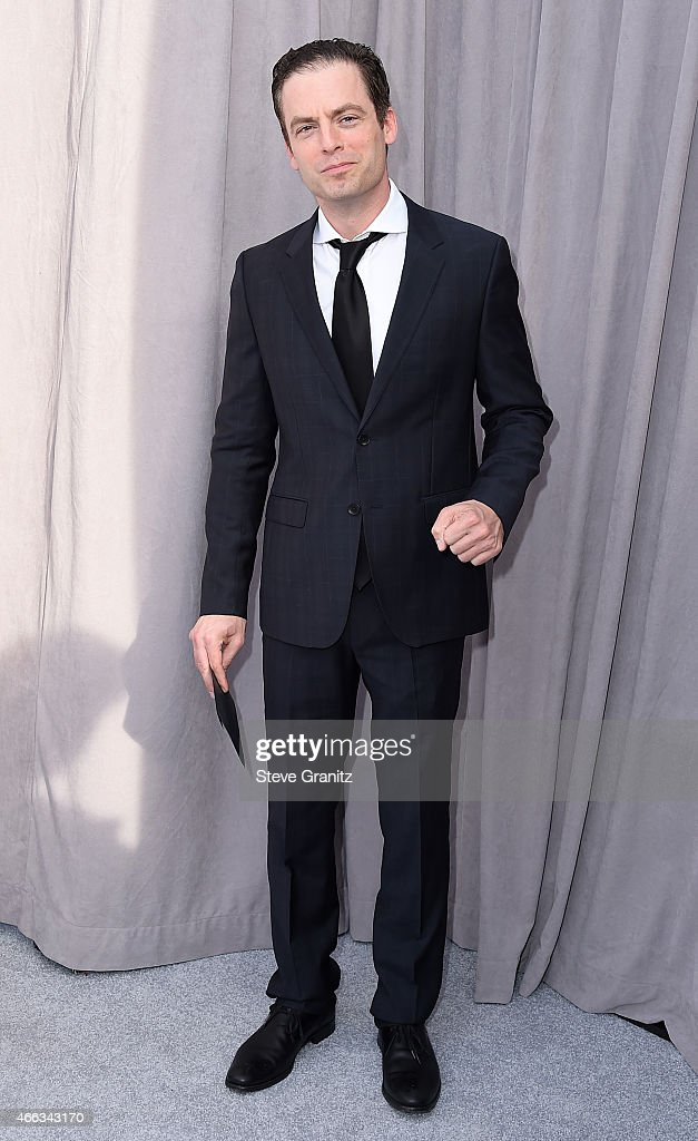 Actor Justin Kirk attends The Comedy Central Roast of Justin Bieber at Sony Pictures Studios on March 14, 2015 in Los Angeles, California.