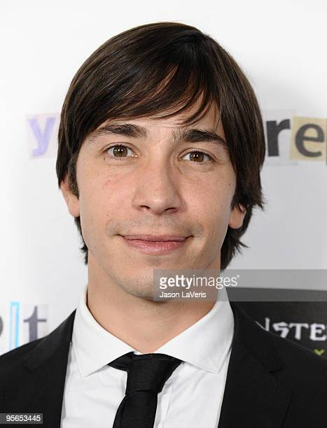 Actor Justin Long attends the premiere of 'Youth In Revolt' at Mann Chinese 6 on January 6 2010 in Los Angeles California