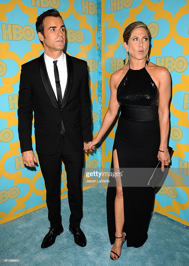 HBO's Post Golden Globe Party - Arrivals : News Photo