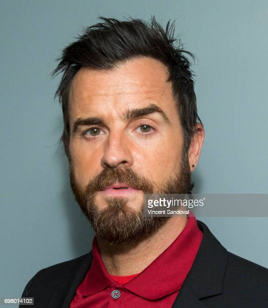 """Actor Justin Theroux attends SAG-AFTRA Foundation's Conversations with """"The Leftovers"""" at SAG-AFTRA Foundation Screening Room on June 19, 2017 in Los..."""